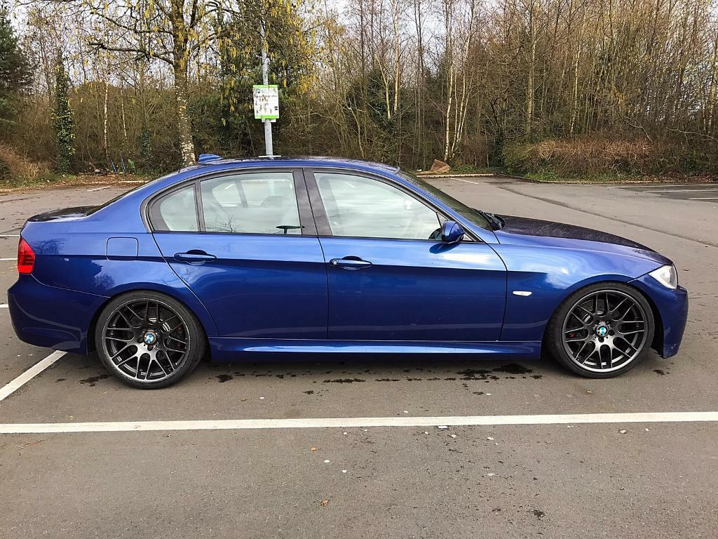 bmw e90 330d m sport in st georges shropshire gumtree. Black Bedroom Furniture Sets. Home Design Ideas