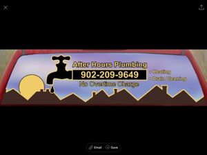 Journeyman Plumber Insured HWT installed & supplied $700