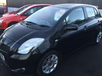 2008 Toyota Yaris sr 1.3 with full years mot top spec