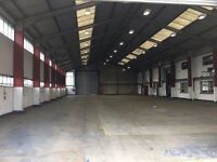 Large Warehouse to Rent