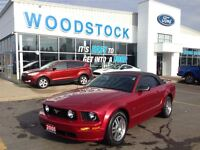2005 Ford Mustang GT, 5 SPEED LOCAL TRADE