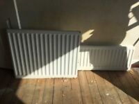 White Radiators x 7