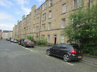 Portobello, Two bedroomed 2nd floor flat in Kings Road.