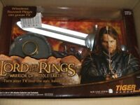 LORD OF THE RINGS WARRIOR OF MIDDLE EARTH GAME (Brand New & Boxed)