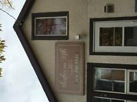 Room for rent at hair salon in Weyburn, Sk