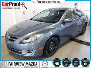 2011 Mazda MAZDA6 GT-I4 CUIR TOIT OUVRANT