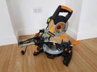 Multi purpose sliding saw