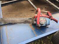 Danarm 55 professional chainsaw
