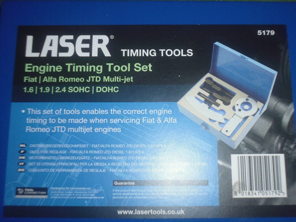 Brand New never used Laser Timming Tool Kit