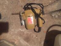 BLACK & DECKER 110 VOLT JIGSAW FOR SALE 5 POUNDS