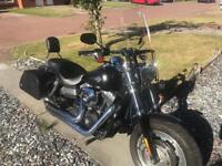 Harley Davidson FXDF Fat Bob 2011