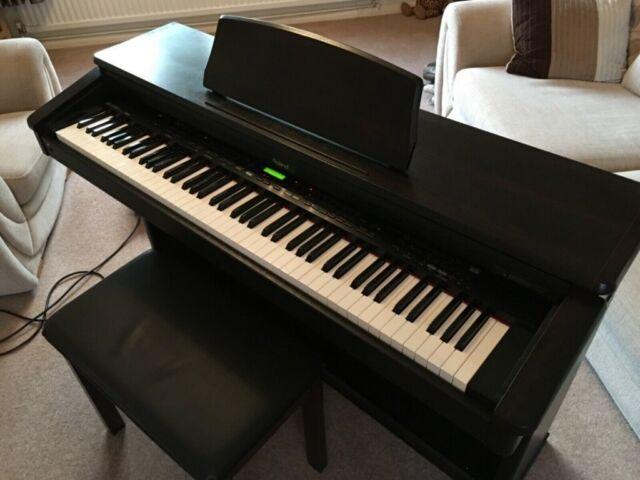 Roland KR4700 Intelligent piano 88 keys with free stool | in Kesgrave,  Suffolk | Gumtree