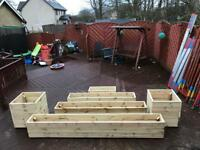 Decking Planters any size