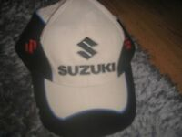 """SUZUKI"" cap"