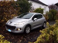 ***SOLD*** - Bearsden - Peugeot 207 Facelift Model