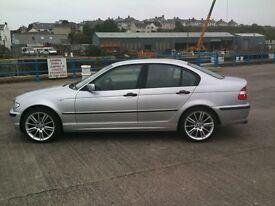BMW 3 Series 318 E46 2002 Full MOT MV3 Alloys Great car FACELIFT
