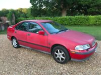 Volvo S40 Sport Automatic Petrol 78k Heated Leather Seats Cruise Control Ice Cold Air Con MOT August
