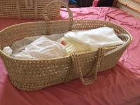 Moases baby baskets