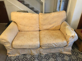 2x 2 Seater Sofas for sale