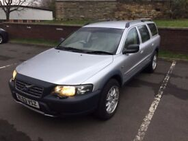 2003 Volvo XC70 D5 SE AWD Geartronic 4X4 Diesel Full Service History