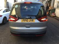 ford galaxy breaking for parts