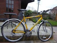 Dawes Discovery 501 Hybrid bike