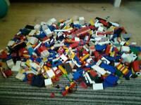 Vintage lego job lot loft find