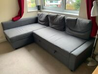 Sofa bed with storage FREE