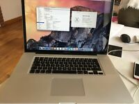 "17"" Apple Macbook Pro"