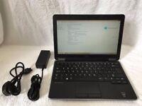 Dell laptop Core i5 2.7ghz, 8GB RAM Win 10 with Backlit Keyboard, SIM card, fingerprint reader + SSD