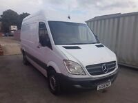 MERCEDES SPRINTER 311 CDI MWB 2008REG FOR SALE