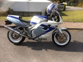 Yamaha fzr exup 1000