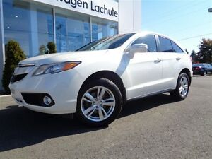 2014 Acura RDX +CUIR+AWD+8 ROUES ALLIAGES/4 PNEUS