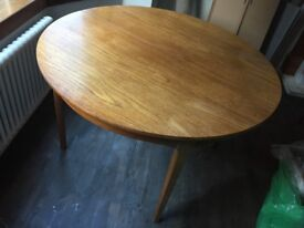 Lovely retro / gplan style dinning table