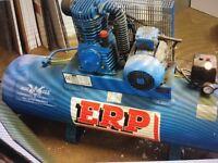 Large Modern 3 Phase Compressor