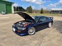 """Nissan S13 180sx """"Sileighty"""" (sil80, 200sx, s14, s15, Silvia)"""