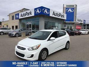 2015 Hyundai Accent LE/BLUETOOTH/MP3/KEYLESS