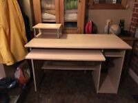 2 Computer desks for sale in good condition