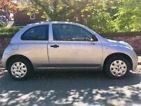 2007 Nissan Micra 1.2 Very Reliable. 3 Door. Full Mot