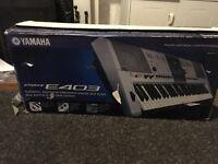Yamaha PSR 403 KEYBOARD
