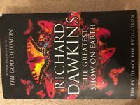 Book - Dawkins - The greatest show on earth