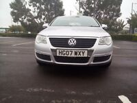 2007 Vw Passat Se 1.9 Tdi Superb Brilliant Drives Nice Clean And Tidy Car Service History Hpi Clear