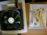 Cooler Master Hyper 103 CPU Air Cooler '3 Heatpipes, 1x 92mm PWM Fan, 4-Pin Connector