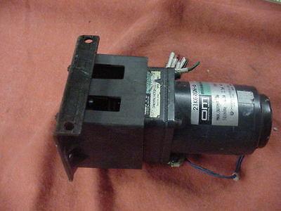 Oriental Motor 2ik6rgn-a Speed Control Motor W Gear Head Free Shipping