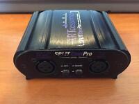 ART Splitcom Pro Microphone Splitter/Combiner