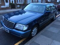 Mercedes s500 sel v8 automatic classic w140 Quick sale