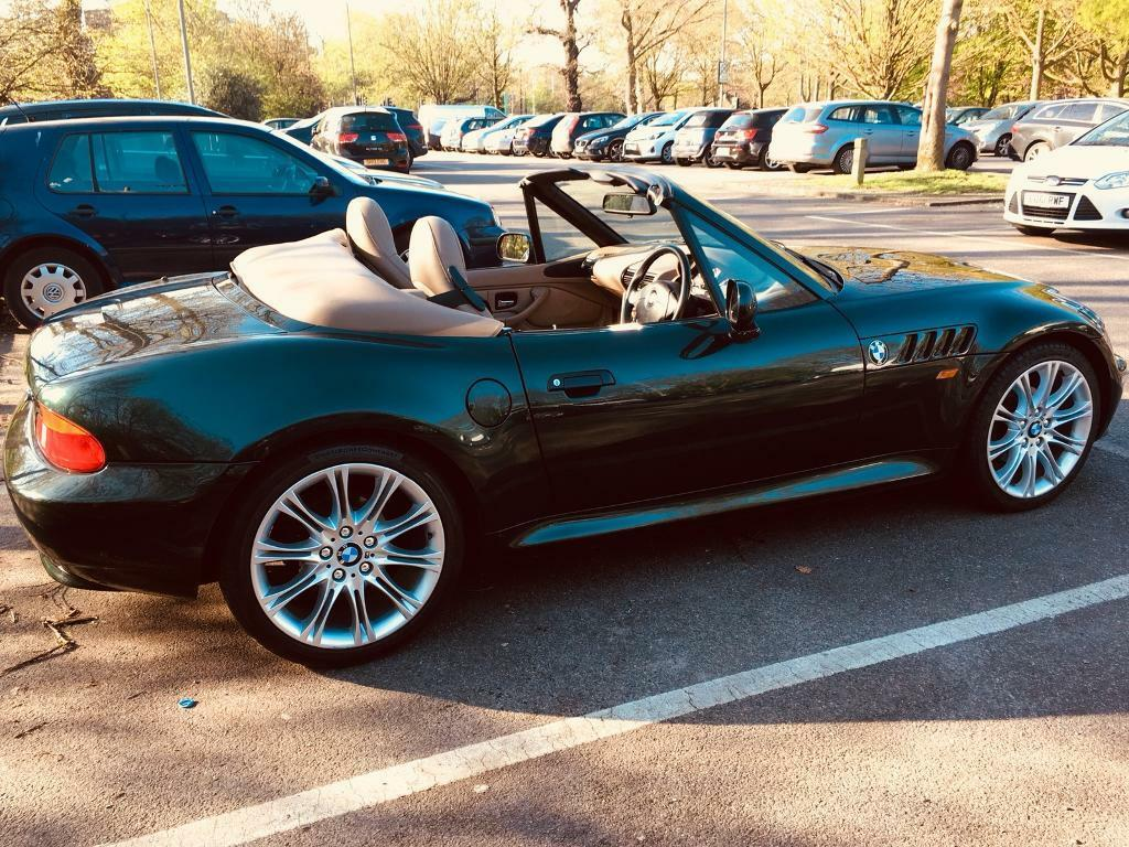 1999 Bmw Z3 2 8 Widebody Loaded Heated Seats Electric Roof