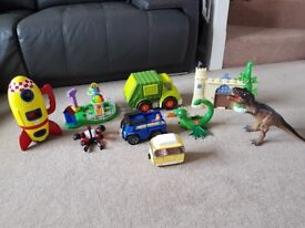 Assorted toys good condition from smoke and pet free home