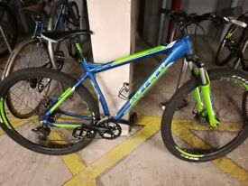 Carrera hellcat 29er limited edition mountain bike