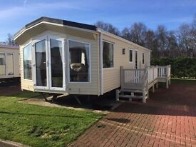Static Caravan on 5 Star Owners Only Holiday Parkk